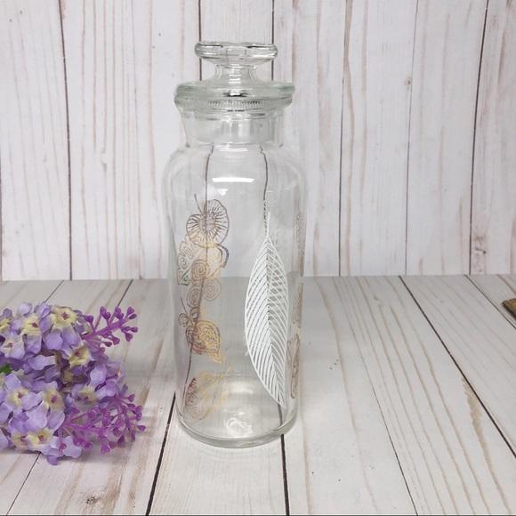 Vintage Cresca's 1950's Mid Century Apothecary Jar